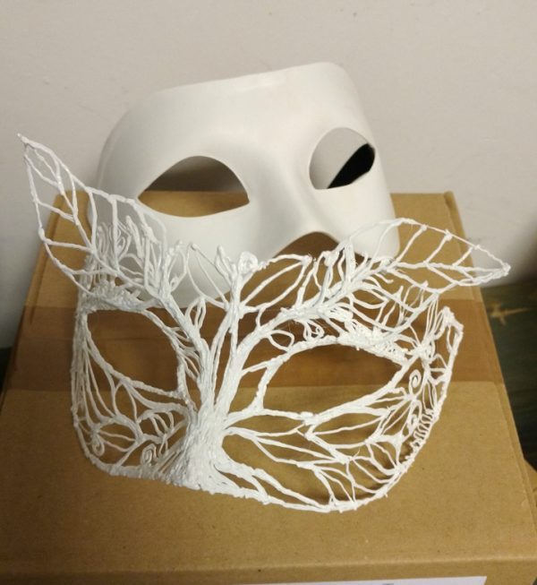 Penna 3d Fabbrica 3d maschera
