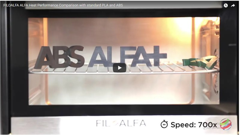 Video Alfa Plus Filo ALfa