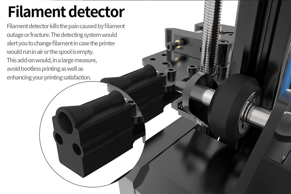 Sensore filamento Geetech A10