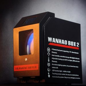 Wanhao BOX 2 -- 3D FILAMENT DRYER