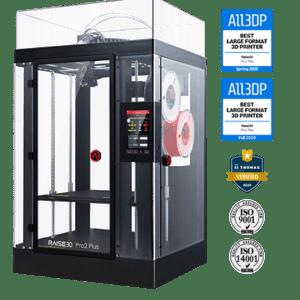 Stampante 3D – Raise3d PRO2 PLUS