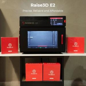 Stampante 3d - Raise3d E2