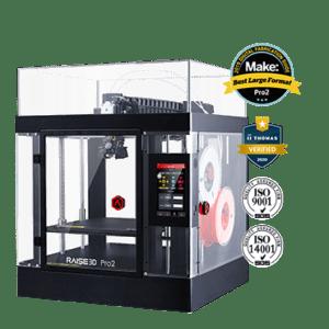 Stampante 3D - Raise3d PRO2